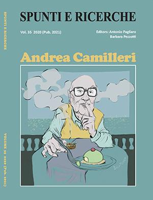 """Serena Stelitano, """"Andrea Camilleri, cassatina sulla terrazza a Marinella"""", 2016."""